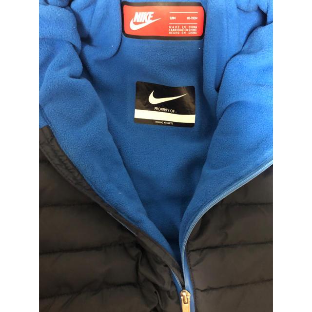 NIKE(ナイキ)の新品・未使用 ナイキ ベビー カバー オール ジャンプスーツ 70サイズ キッズ/ベビー/マタニティのベビー服(~85cm)(カバーオール)の商品写真
