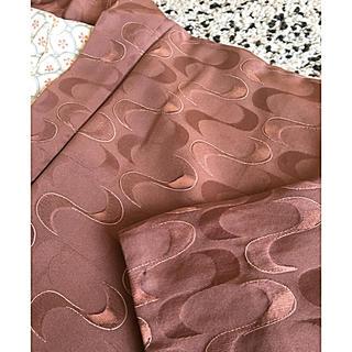 着物 レトロ柄 羽織り 確認用画像(着物)