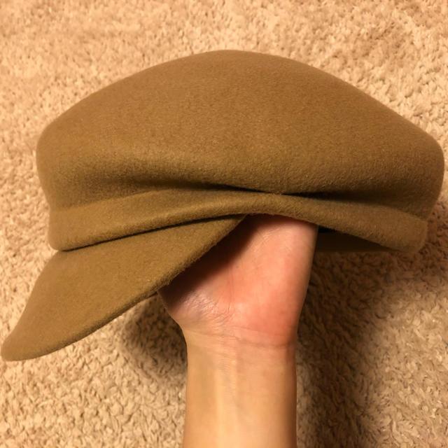 eimy istoire(エイミーイストワール)のeimyistoire キャスケット レディースの帽子(キャスケット)の商品写真