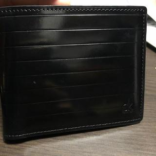 カルバンクライン(Calvin Klein)のカルバンクライン 折り財布(折り財布)
