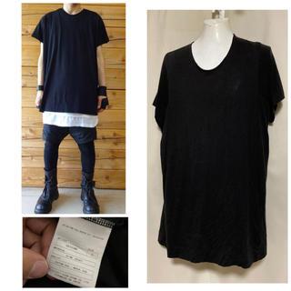 JULIUS - 定価15400円 2017FW JULIUS シームドオーバーTシャツ 2 M