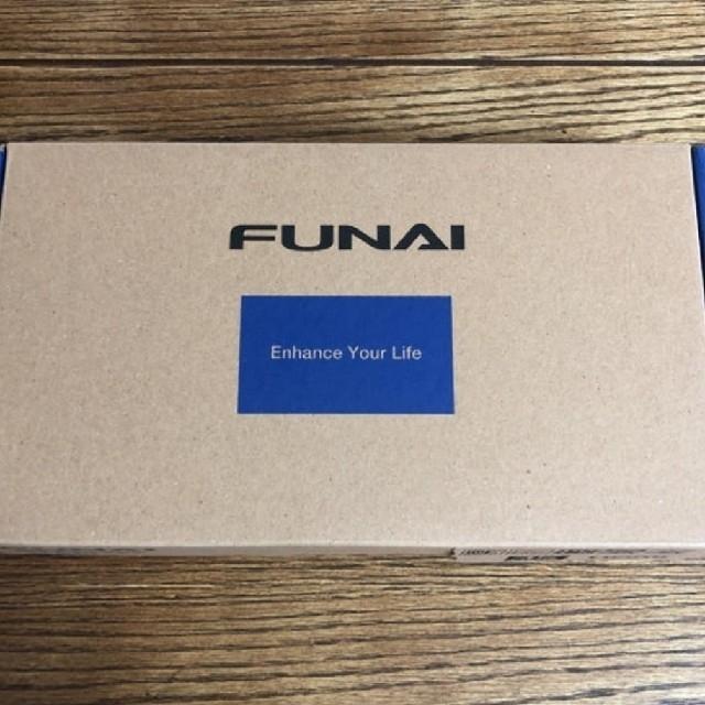 FUNAI フナイ FT-4KS10 テレビチューナー スマホ/家電/カメラのテレビ/映像機器(テレビ)の商品写真