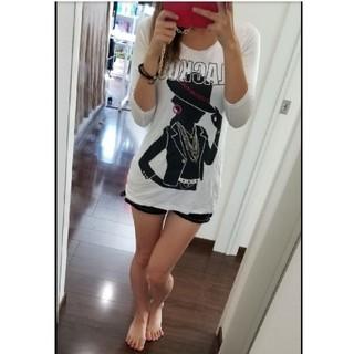 セシルマクビー(CECIL McBEE)の新品 セシル ロンT(Tシャツ(長袖/七分))