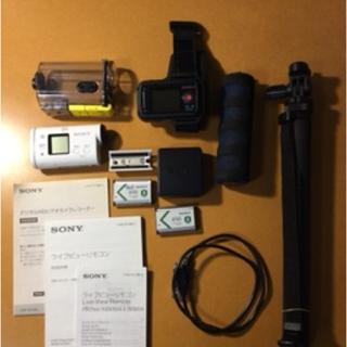 SONY - SONY アクションカム HDR-AS100V セット