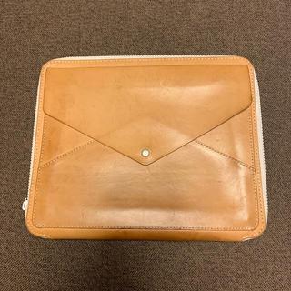 エンダースキーマ(Hender Scheme)のエンダースキーマー ビッグウォレット 財布 ベージュ(折り財布)