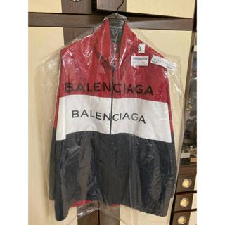 バレンシアガ(Balenciaga)のBALENCIAGA トラックジャケット トラックスーツジャケット(ナイロンジャケット)