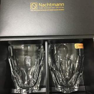 ナハトマン(Nachtmann)のナハトマン  スフィア タンブラー  ペア セット(グラス/カップ)