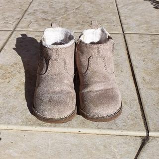 エイチアンドエム(H&M)のH&M ショートブーツ 14.5cm(ブーツ)