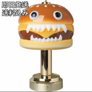 アンダーカバー(UNDERCOVER)の【新品】UNDERCOVER HAMBURGER LAMP(テーブルスタンド)