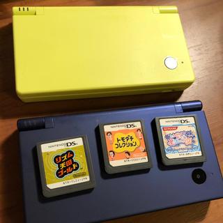 ニンテンドーDS - DS ライト 本体 2台 +おまけカセット