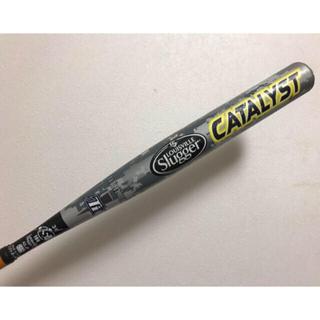 ルイスビルスラッガー(Louisville Slugger)の[値下げ中]カタリスト ソフトボール バット 84cm 710g(バット)