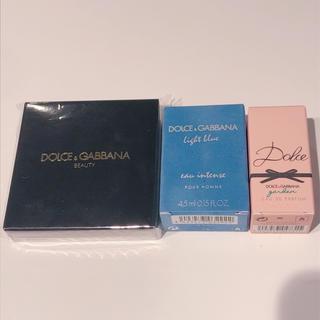 ドルチェアンドガッバーナ(DOLCE&GABBANA)のDOLCE&GABBANA ミラー 鏡 ミニ香水  ドルガバ(その他)