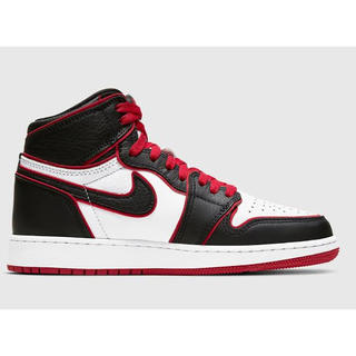 ナイキ(NIKE)のair jordan 1 bloodline 26cm(スニーカー)