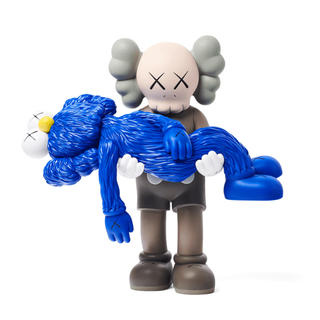 メディコムトイ(MEDICOM TOY)のkaws gone brown medicom toy ngv(その他)