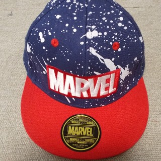 マーベル(MARVEL)のMARVEL、キャップ、ジュニア(帽子)