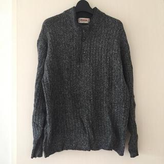 マックレガー(McGREGOR)のセーター メンズ マクレガー アンゴラ混  L(ニット/セーター)