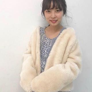 flower - coat