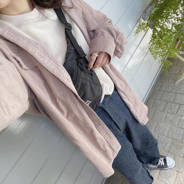 GU(ジーユー)のGU コーデュロイシャツ レディースのトップス(シャツ/ブラウス(長袖/七分))の商品写真