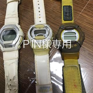 ベビージー(Baby-G)のジャンク  ベビーG・Gショック(腕時計(デジタル))