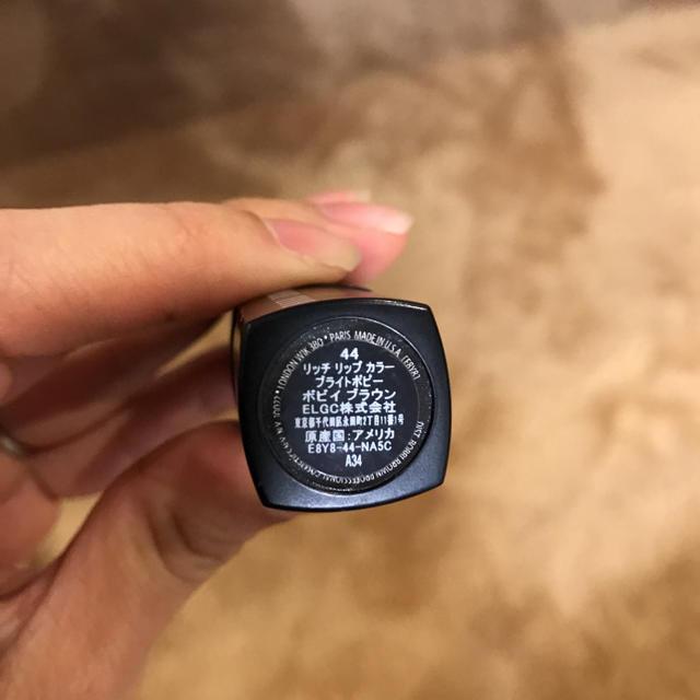 BOBBI BROWN(ボビイブラウン)のボビィブラウン リップ コスメ/美容のベースメイク/化粧品(口紅)の商品写真