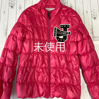 JENNI - ジェニィ  jenni   新品 ダウン ジャンパー ピンク 150