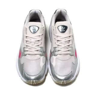アディダス(adidas)のアディダス ファルコン W LL WHTxSLV(スニーカー)