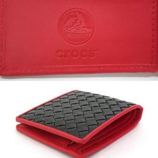 クロックス(crocs)の【crocs】クロックス 折り財布 (CS3020)(折り財布)