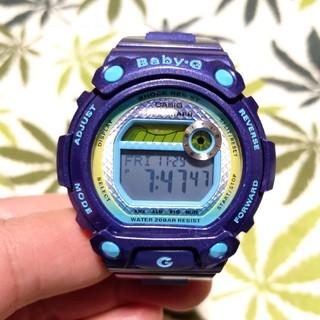 ベビージー(Baby-G)のniko様専用 CASIO Baby-G blx-100 ジーショック パープル(腕時計)