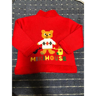 mikihouse - ミキハウス セーター