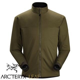 アークテリクス(ARC'TERYX)のアークテリクス リーフ★ XS Atom LT Jacket(ブルゾン)
