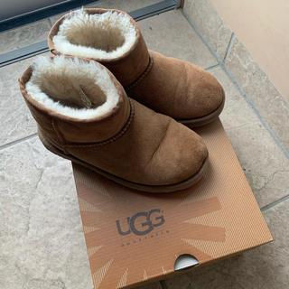 アグ(UGG)のUGG ショートブーツ(ブーツ)