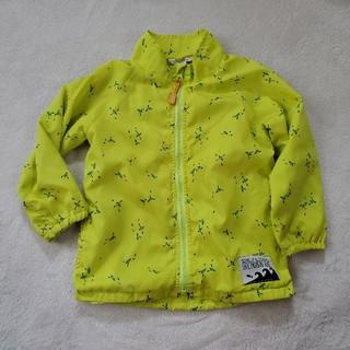 アカチャンホンポ(アカチャンホンポ)の赤ちゃん本舗 シンプルフリー サイズ100  中古(ジャケット/上着)