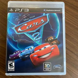 ディズニー(Disney)のCARS2 PS3(家庭用ゲームソフト)