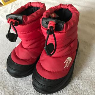 ザノースフェイス(THE NORTH FACE)の【みきみき様専用】ノースフェイス ブーツ 16cm(ブーツ)