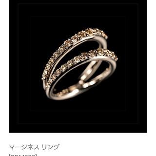 カシケイ マーシネス リング K18(リング(指輪))