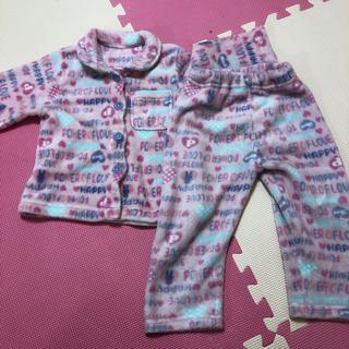 あったかボア フリース素材 パジャマ 100(パジャマ)