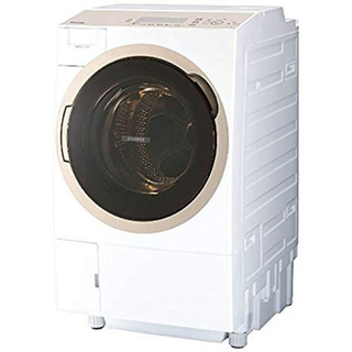 EARTH出品再開様専用 東芝ドラム式洗濯機(TW-117A6L)