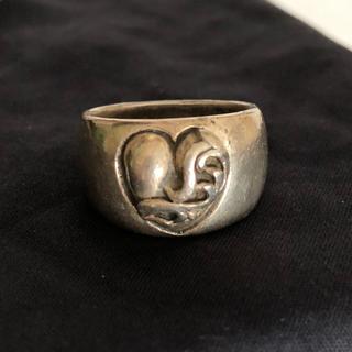 クロムハーツ(Chrome Hearts)のクロムハーツ ハートインバンドリング(リング(指輪))