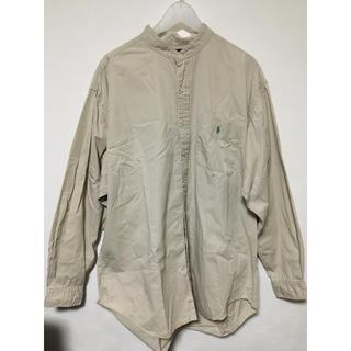 ポロラルフローレン(POLO RALPH LAUREN)のPOLO ヴィンテージオーバーサイズシャツ(シャツ/ブラウス(長袖/七分))