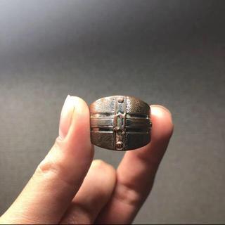 ヴェルサーチ(VERSACE)のヴェルサーチビンテージ リング(リング(指輪))
