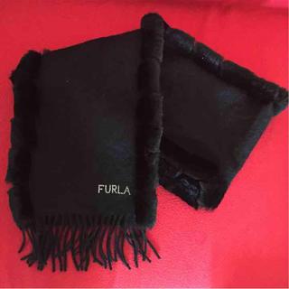 フルラ(Furla)の未使用レア商品♡フルラマフラー(マフラー/ショール)