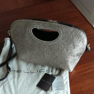 ペリーコ(PELLICO)の週末値下げ 美品 PELLICO ペリーコ ショルダー クラッチ バッグ (ショルダーバッグ)