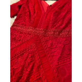 タダシショウジ(TADASHI SHOJI)のタダシショージ♡ドレス(ひざ丈ワンピース)