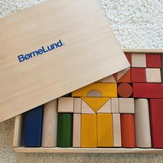 ボーネルンド(BorneLund)の【manapa07様専用】ボーネルンド 積み木(積み木/ブロック)