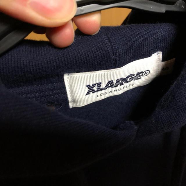 XLARGE(エクストララージ)のXLARGE トレーナー パーカー レディースのトップス(パーカー)の商品写真