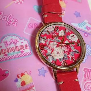 Cath Kidston - 【処分価格】Cath Kidston 腕時計