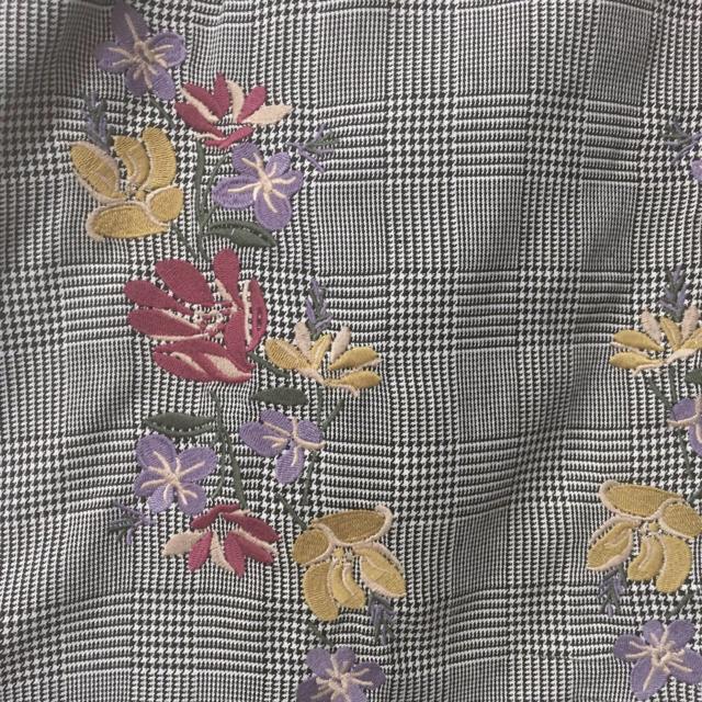 one after another NICE CLAUP(ワンアフターアナザーナイスクラップ)のNICE CLAUP ❁ 台形スカート レディースのスカート(ミニスカート)の商品写真