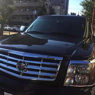 キャデラック(Cadillac)のエスカレード キャデラック SUV カスタム 極上車 メッキ 1ナンバー登録車(車体)