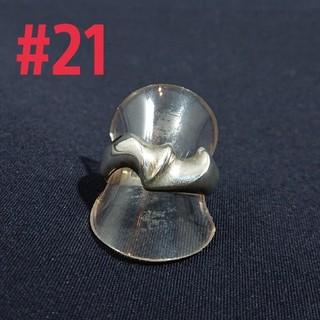 silver925 デビル翼ring#21(リング(指輪))