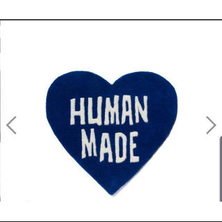 アベイシングエイプ(A BATHING APE)のhuman made heart rug ヒューマンメイド ラグ (ラグ)
